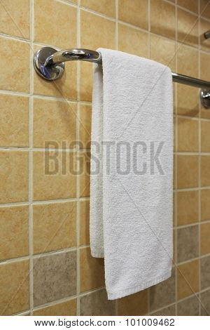 Towel On The Rack