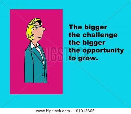 Growth Opportunity