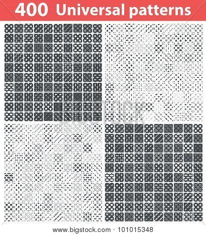 400 universal patterns set