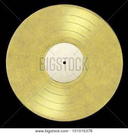 Lp Gold Album