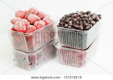 Collection Frozen Berries