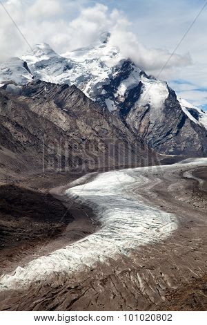 Darang Durung, Drang-drung Or Durung Drung Glacier