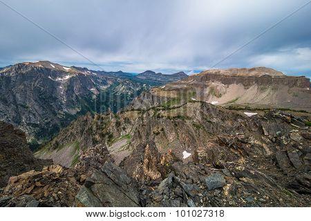 Grand Teton Hiking Trail 7