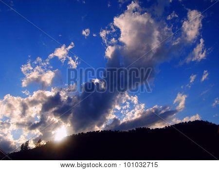 South Dakota sunsets