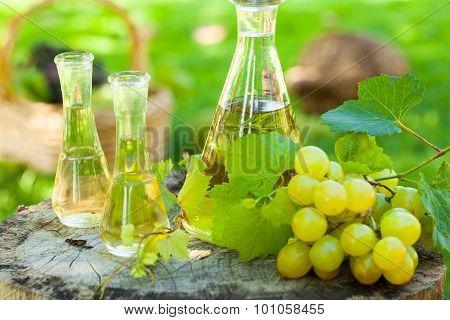 Grappa, liquor from grapes