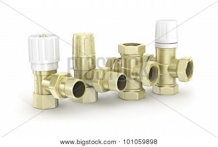 Valves And Taps, Sanitary Ware