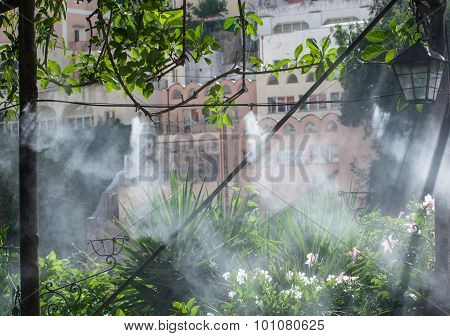 Nebulization System Water