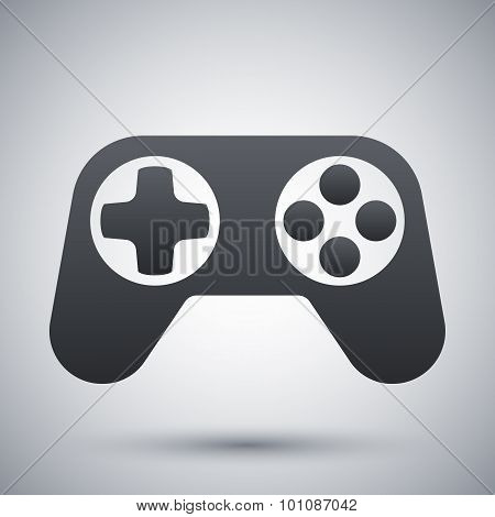 Gamepad Icon, Vector