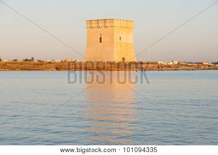 Torre Chianca sul mare
