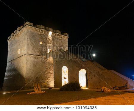 Torre Lapillo Profile