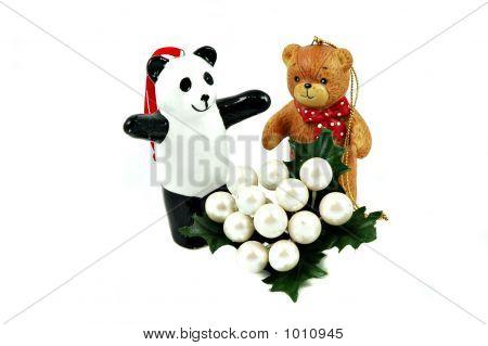 Bear Ornaments