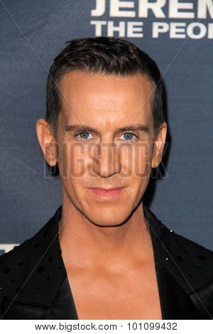 LOS ANGELES - SEP 8:  Jeremy Scott at the