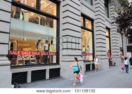 H&m Store Ny