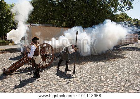Cannon Shot