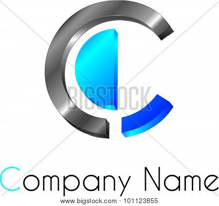 Letter Logo C