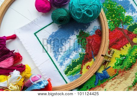 Handicrafts - Sewing and Embroidery