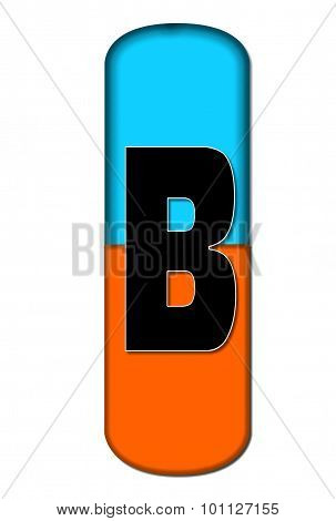 Alphabet Capsule B
