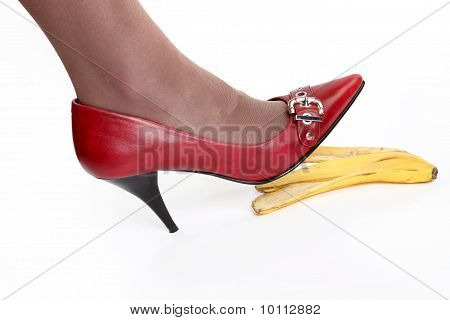 Banana Accident