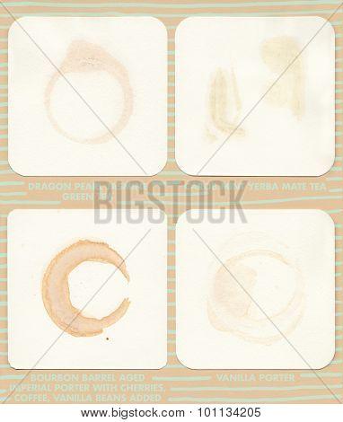 Coaster Rings