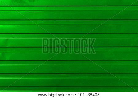 Green Anidized Brass