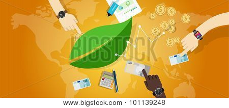 sustainable business eco freindly corporate responsibility csr