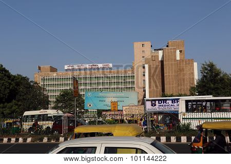AIIMS: The Best Hospital of India In New Delhi