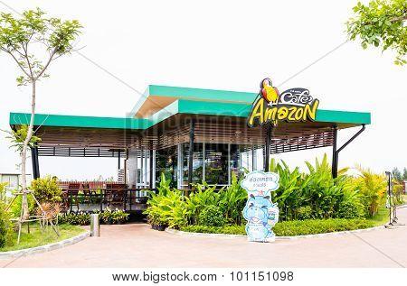 Cafe Amazon Coffee  Shop