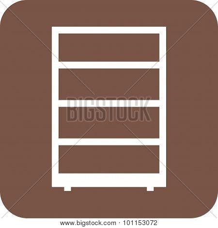 Shelves Cabinet