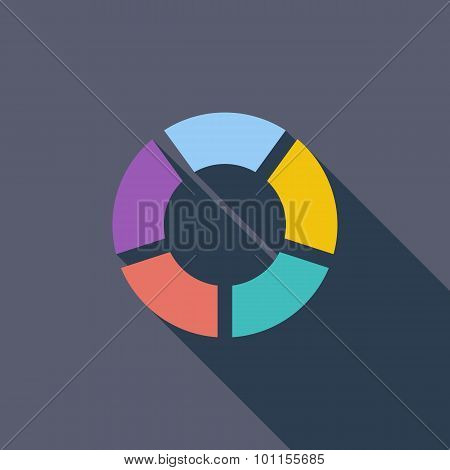 Round graph circular