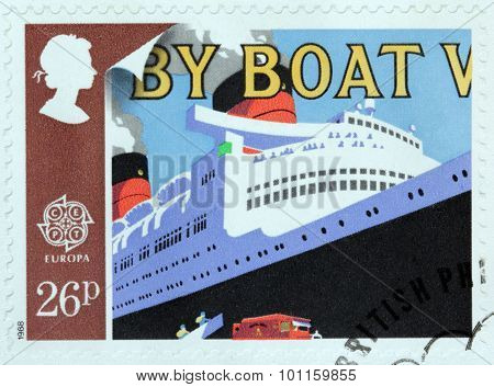 Transport By Boat