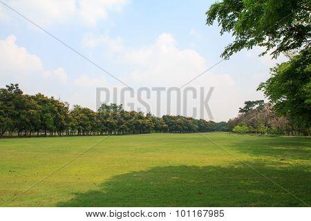 Public Park Beautiful