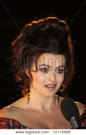 Helena Bonham Carter At The King's Speech Premiere In Central London 21 October 2010