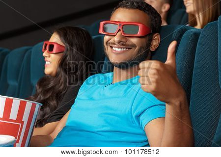 Thumbs up for interesting movie