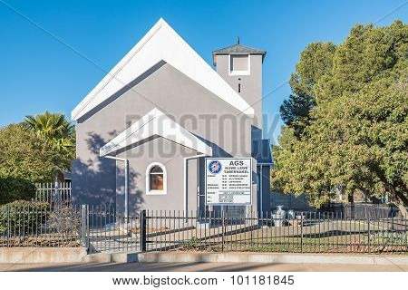 Apostolic Faith Mission Church In Calvinia