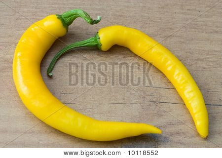 Yellow Chilli
