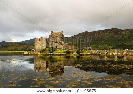 Dornie, Scotland September 2nd - Eilean Donan Castle