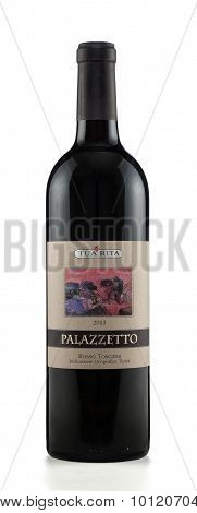 Red wine Palazzetto Rosso Toscana 2013