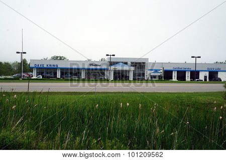 Automobile Dealer
