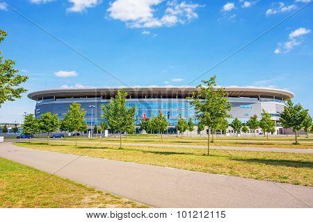 Rhein-neckar Arena, Sinsheim