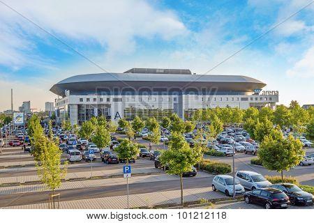 Sap Arena, Mannheim