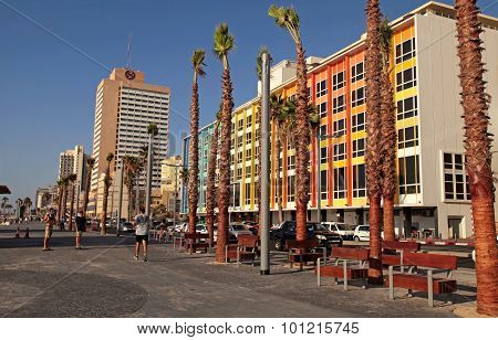 Tel Aviv Promenade, Israel