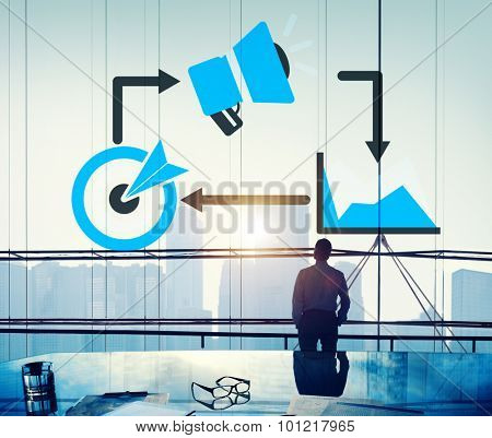 Branding Marketing Advertising Identity Trademark Concept