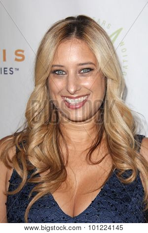 LOS ANGELES - SEP 9:  Risa Binder at the Farrah Fawcett Foundation Presents 1st Annual Tex-Mex Fiesta at the Wallis Annenberg Center for the Performing Arts on September 9, 2015 in Beverly Hills, CA