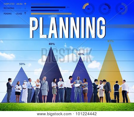 Planning Plan Strategy Direction Idea Objective Concept