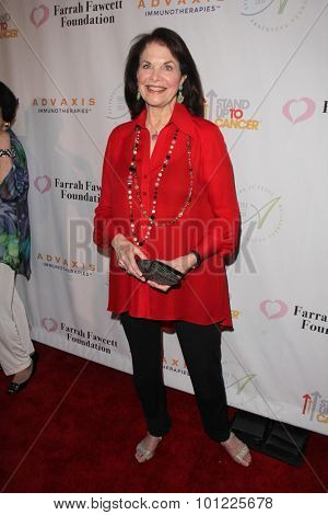 LOS ANGELES - SEP 9:  Sherry Lansing at the Farrah Fawcett Foundation Fiesta at the Wallis Annenberg Center on September 9, 2015 in Beverly Hills, CA