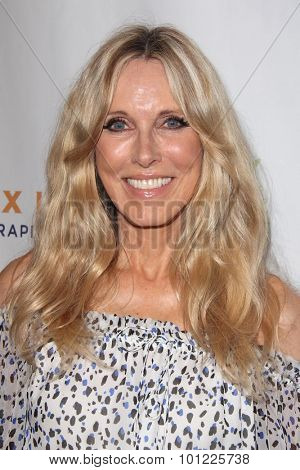 LOS ANGELES - SEP 9:  Alana Stewart at the Farrah Fawcett Foundation Presents 1st Annual Tex-Mex Fiesta at the Wallis Annenberg Center for the Performing Arts on September 9, 2015 in Beverly Hills, CA