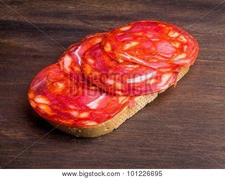 Chorizo Pepper Sausage