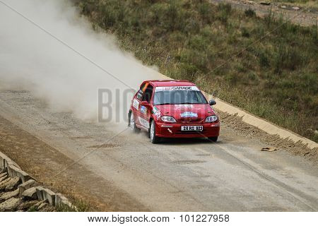 Bosphorus Rally 2015