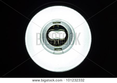 Down Light On The Ceiling