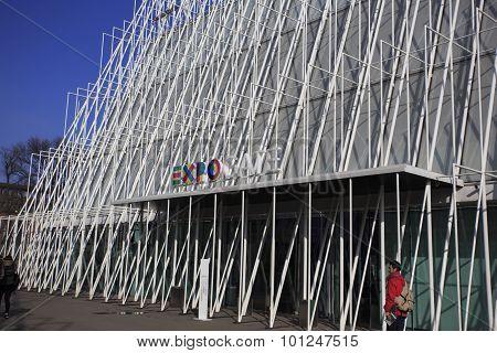 Expo Gate In Milano 2015